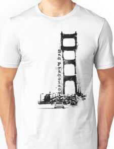 L e f t M y H e a r t . . . Unisex T-Shirt