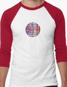 Passion Pit Men's Baseball ¾ T-Shirt