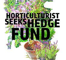 Horticulturist Seeks Hedge Fund by 65MYA