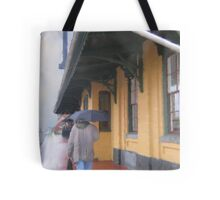 The Commuter Tote Bag