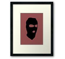Criminal Concept | Two Framed Print