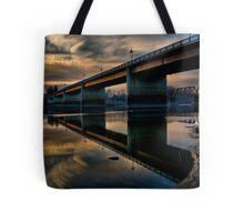 Bridge to Faith Tote Bag