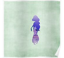 Jasmine - Aladdin - Disney Inspired Poster