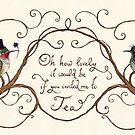 Oh How Lovely it Would Be by Mariya Olshevska