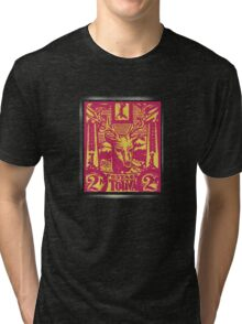 stag Tri-blend T-Shirt