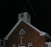 Church in our Town by Cathy Cale