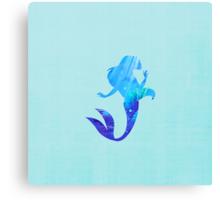 Ariel - The Little Mermaid - Disney Inspired Canvas Print