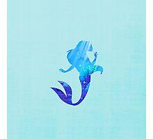 Ariel - The Little Mermaid - Disney Inspired Photographic Print