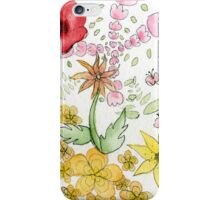 Floral Print 2 iPhone Case/Skin