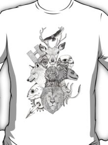 Game of Thrones (houses) T-Shirt