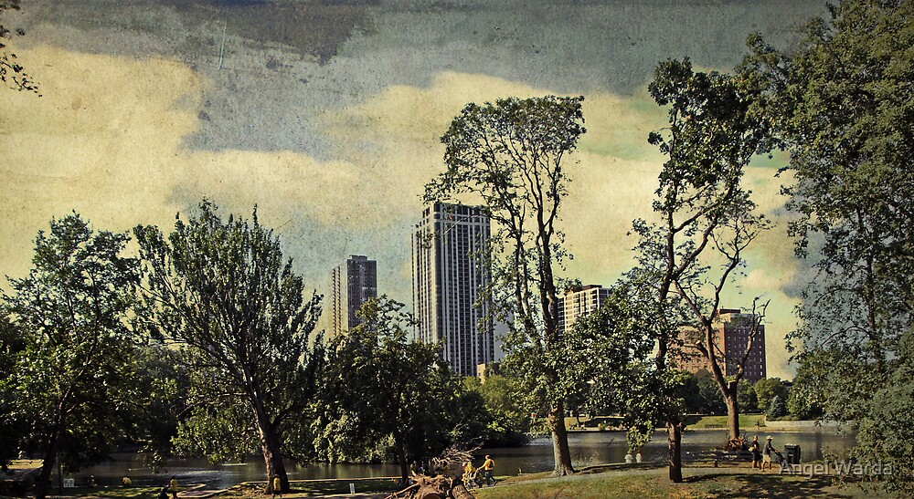Lincoln Park by Angel Warda