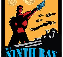 The 9th Ray Is Here! Poster by khamarupa