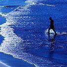 in the blue by alfarman
