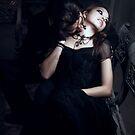 Kiss of a Vampyre by Richard Olsen