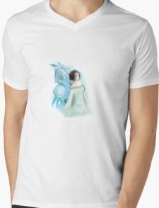 Titania, Queen of the Fairies - Bryony Moonlight Mens V-Neck T-Shirt