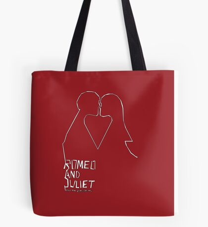 Romeo and Juliet - Harry Futcher Tote Bag