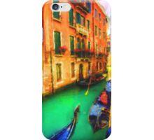 Gondola Canal iPhone Case/Skin