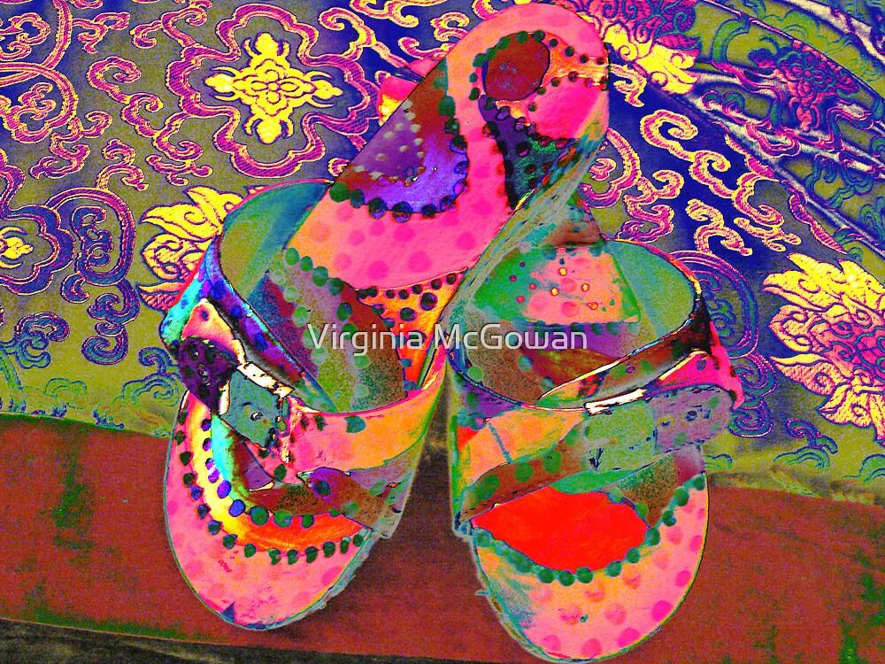 Happy Feet  by Virginia McGowan