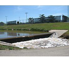 River Overflow Photographic Print