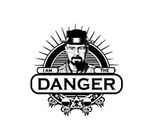 Walter White - I Am The Danger Photographic Print