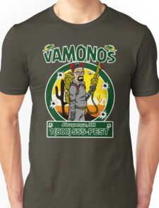 Vamonos Unisex T-Shirt