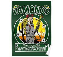 Vamonos Poster