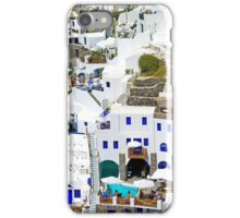 Oia II iPhone Case/Skin