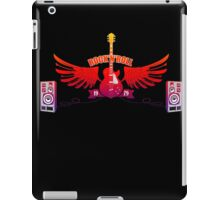 Rock and Roll Guitar Wings iPad Case/Skin