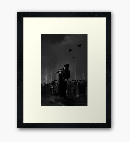 Reckoner Framed Print