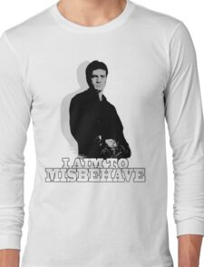 Captain Mal Reynolds Long Sleeve T-Shirt