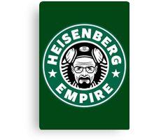 Heisenberg Empire Canvas Print