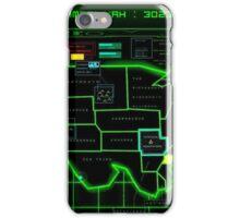 Map of Future America: 3023 A.D. iPhone Case/Skin