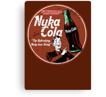 The Refreshing Nuka-Lear Drink Canvas Print