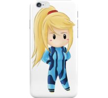 Mini Zero Suit Samus iPhone Case/Skin