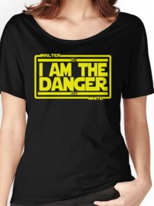 I Am The Danger Women's Relaxed Fit T-Shirt