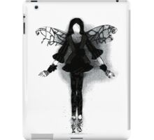 Crinkled Paper and Fairy Dust  iPad Case/Skin