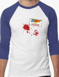S-Mart Housewares Men's Baseball ¾ T-Shirt