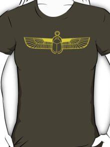 Gold Scarab T-Shirt