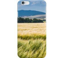 Bennachie, from Bourtie iPhone Case/Skin
