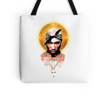 Tupac The Lost Angel Tote Bag