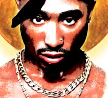Tupac The Lost Angel Sticker