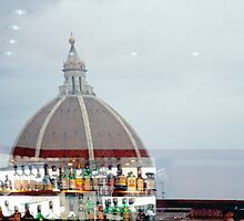 Roof in the bar by Gino-Nalini