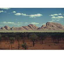 The Olgas Photographic Print