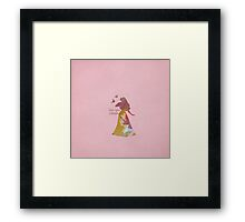 Once Upon A Dream - Aurora Sleeping Beauty - Disney Inspired Framed Print