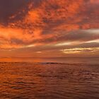 Indian Sunset - Western Australia by Heather Linfoot