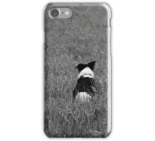 Stalking In Tall Grass iPhone Case/Skin
