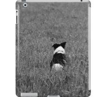 Stalking In Tall Grass iPad Case/Skin