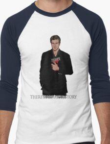 Richard Castle Men's Baseball ¾ T-Shirt