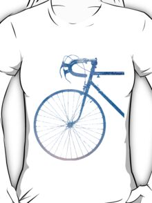 Crescent Bike Galaxy T-Shirt