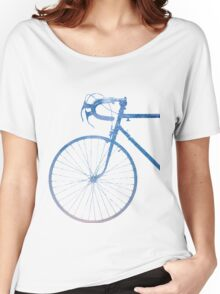 Crescent Bike Galaxy Women's Relaxed Fit T-Shirt
